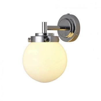 Original BTC Mini Globe Wall Light