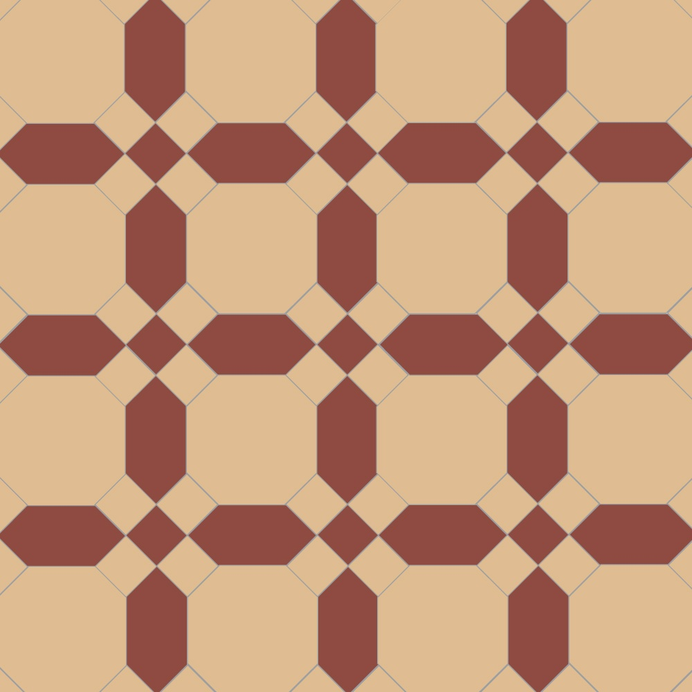 Olde English Melfort Geometric Floor Tiles Flooring From