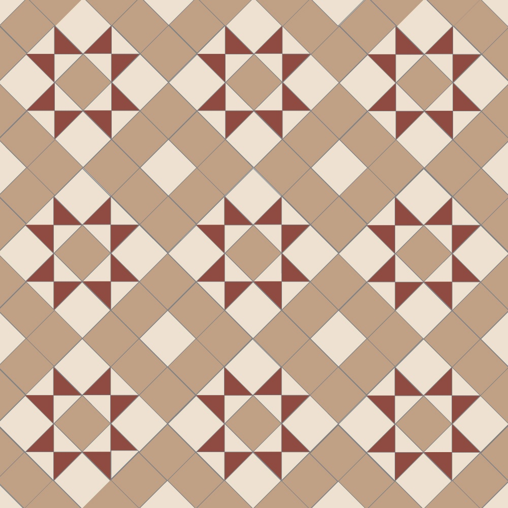 Monteith 70 Geometric Floor Tiles