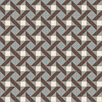 Olde English Rollsby Geometric Floor Tiles