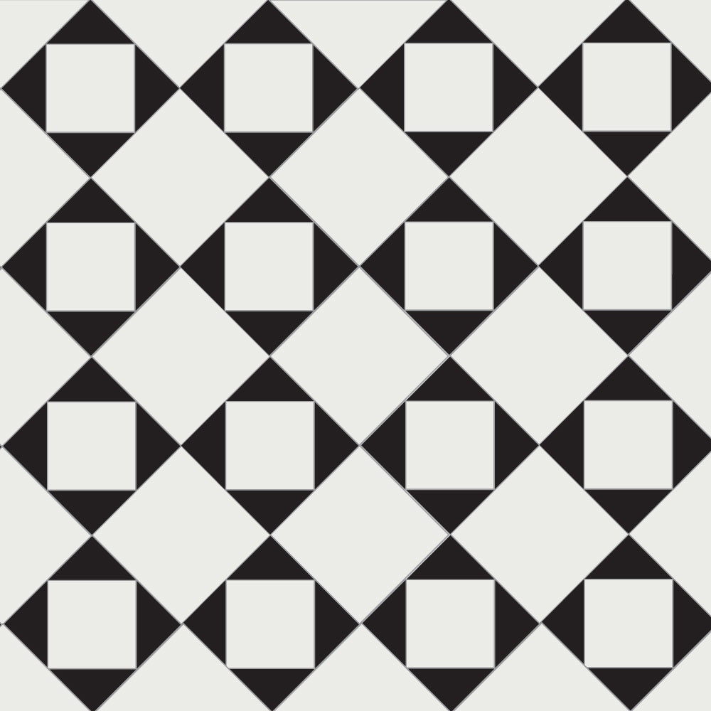 Olde English Rutland Geometric Floor Tiles Flooring From
