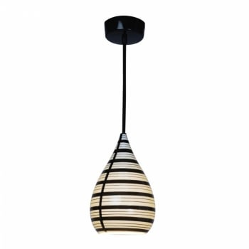 Original BTC Circle Line Drop Pendant Light