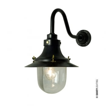 Original BTC Ship's Small Decklight, Wall Light