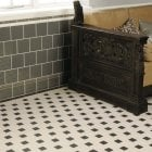 Lincoln Geometric Design Victorian Floor Tiles
