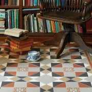 Rochester 5 colour Pattern Victorian Floor Tiles
