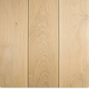 Original Tectonic Oak Flooring - Whitewash Champagne