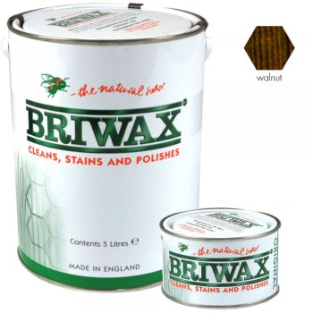 Briwax Original Walnut Wood Wax Polish/Restorer
