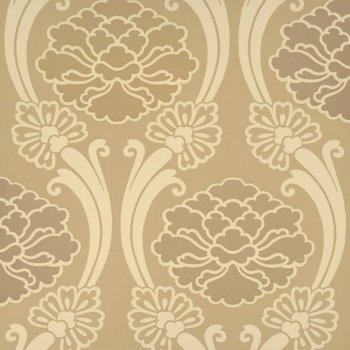 Little Greene Peony - Oyster Wallpaper