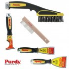 Preparation Tools Set - Multi Tool, Putty/Joint Knives, Brush Comb & Wire Brush
