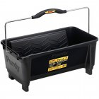 Dual Roll Off Paint Bucket 5 Gallon/19 Litre