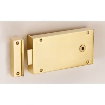 Quality Locks The Kingswood Rim Latch 8