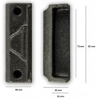 Replacement Cast Iron Door Keep DK07 - Cast Iron