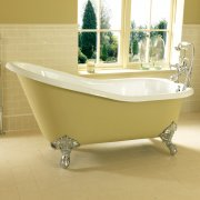 Ritz Single Ended Slipper Bath
