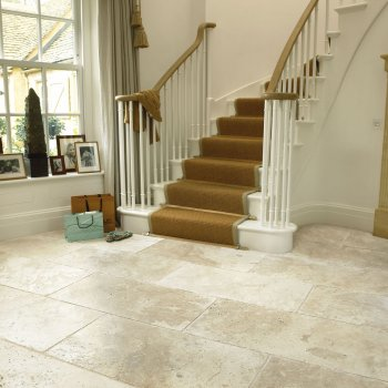 Marshalls Tile & Stone Savannah (White) Travertine Tiles