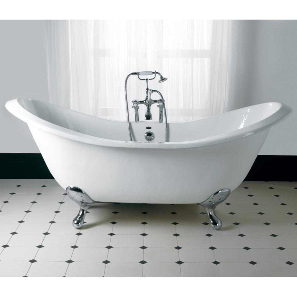 Stunning Range Of Cast Iron Roll Top And Composite Baths | Period ...