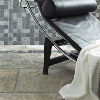 Marshalls Tile & Stone Silver Travertine Tiles