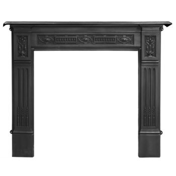 Carron The Albert Cast Iron Fireplace Surround