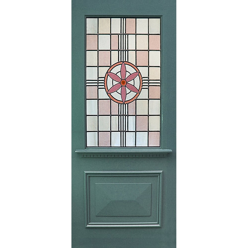 The Ardsley Edwardian Period Style Exterior Door