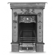 The Bella Small Cast Iron Combination Fireplace