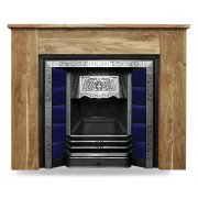 The Camden Cast Iron Fireplace Insert