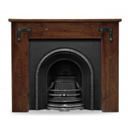 The Ce Lux Cast Iron Fireplace Insert