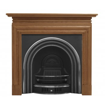 Carron The Collingham Cast Iron Fireplace Insert