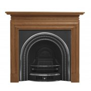 The Collingham Cast Iron Fireplace Insert