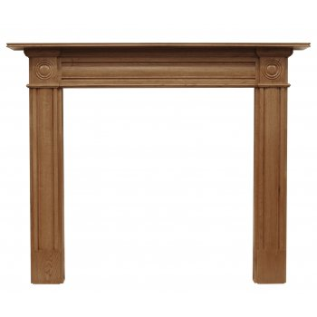 Carron The Derry Fine Wood Fireplace Surround