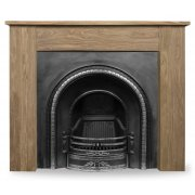 The Falkirk Cast Iron Fireplace Insert