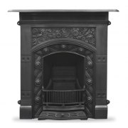 The Jekyll Cast Iron Combination Fireplace