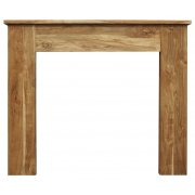 The New England Fine Wood Fireplace Surround