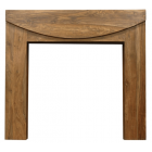 The New Hampshire Fine Wood Surround - Natural Solid Sheesham