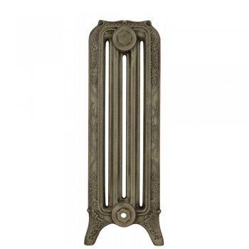 Carron The Ribbon 4 Column Cast Iron Radiator - 810mm