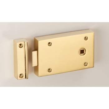 Quality Locks The Somerford Rim Latch