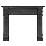 The Somerset Cast Iron Fireplace Surround