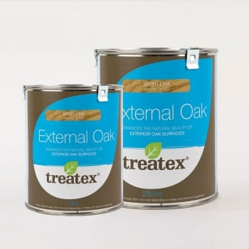 Treatex External Oak - Virgin Oak
