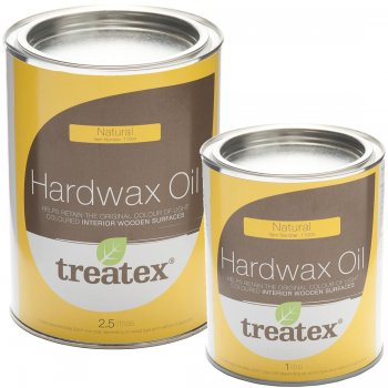Treatex Hardwax Oil 11004 - Natural For Light Coloured Timber