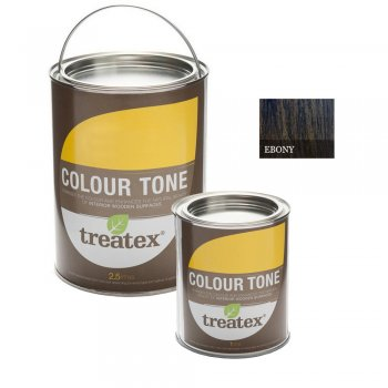 Treatex Hardwax Oil Colour Tone 11090 - Ebony