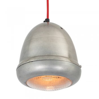 Industville Vintage Style Motorcycle Funky Pendant Light - 17cm