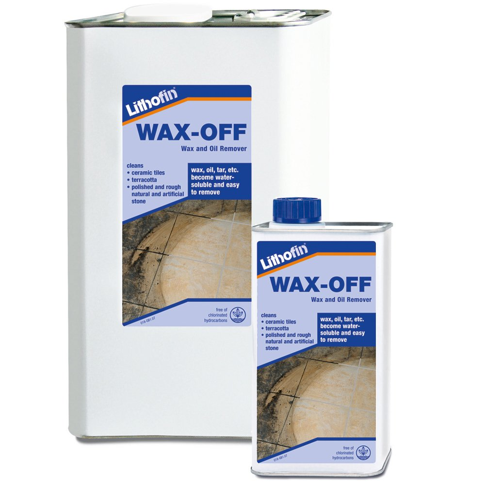 Lithofin Wax Off Oil Grease Wax Sealant Remover